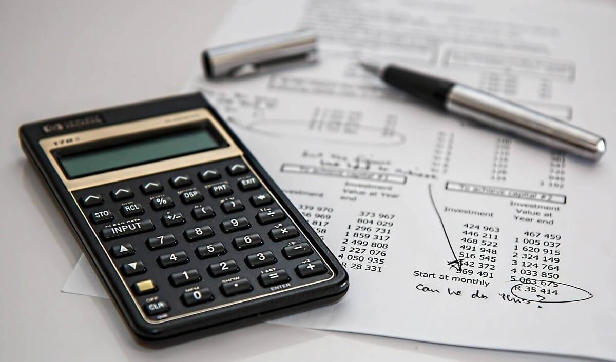 calcular presupuesto de tesorería