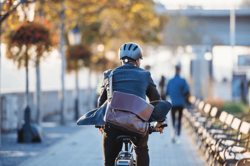 La bicicleta cada vez se usa más como vehículo de movilidad urbana