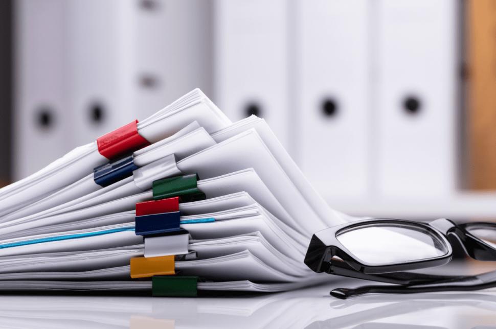 La facturación electrónica elimina el exceso de papel