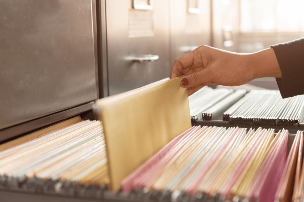 Archivo de facturas